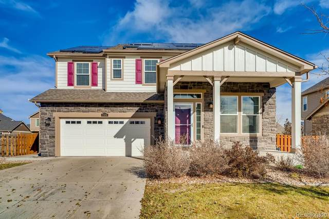 25891 E 3rd Place, Aurora, CO 80018 (MLS #8865681) :: Neuhaus Real Estate, Inc.