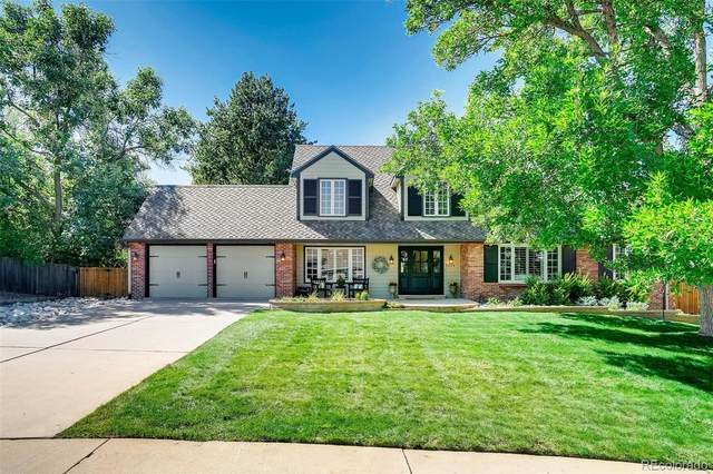5434 E Hinsdale Circle, Centennial, CO 80122 (#8867129) :: Relevate | Denver