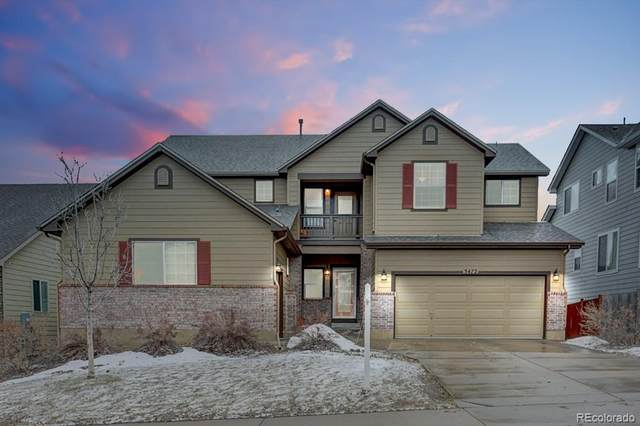 3472 Dove Valley Place, Castle Rock, CO 80108 (#8868046) :: The HomeSmiths Team - Keller Williams