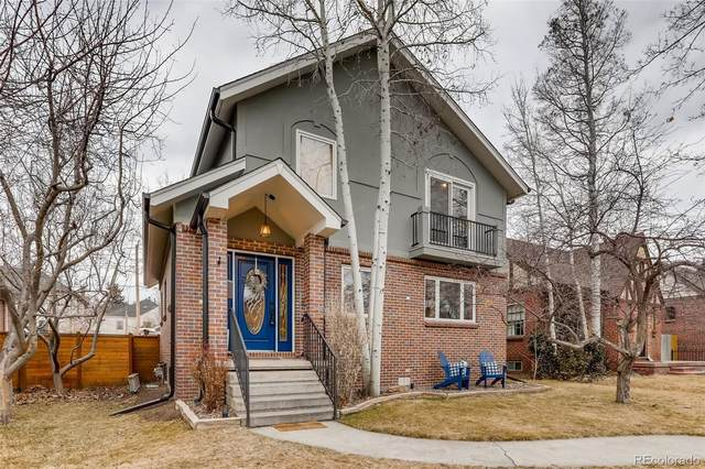 1238 S Columbine Street, Denver, CO 80210 (#8869139) :: Bring Home Denver with Keller Williams Downtown Realty LLC