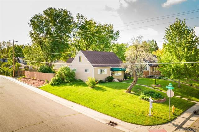2800 S Williams Street, Denver, CO 80210 (MLS #8870527) :: Clare Day with Keller Williams Advantage Realty LLC