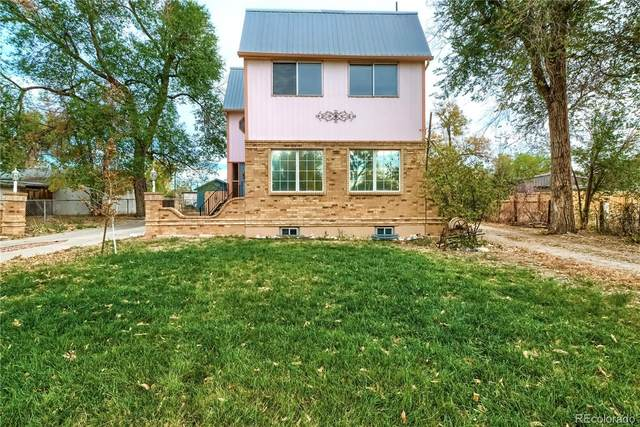 2789 W Harvard, Denver, CO 80219 (MLS #8872585) :: 8z Real Estate