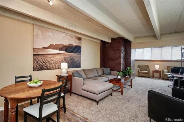 675 S University Boulevard #102, Denver, CO 80209 (#8873260) :: Portenga Properties