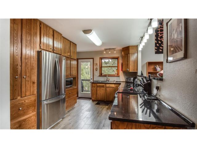 11532 Hannah Drive, Conifer, CO 80433 (MLS #8874121) :: 8z Real Estate