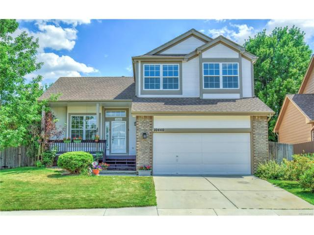 10440 W 82nd Place, Arvada, CO 80005 (MLS #8876092) :: 8z Real Estate