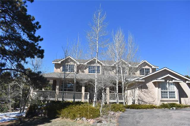 18045 Bakers Farm Road, Colorado Springs, CO 80908 (MLS #8882408) :: 8z Real Estate