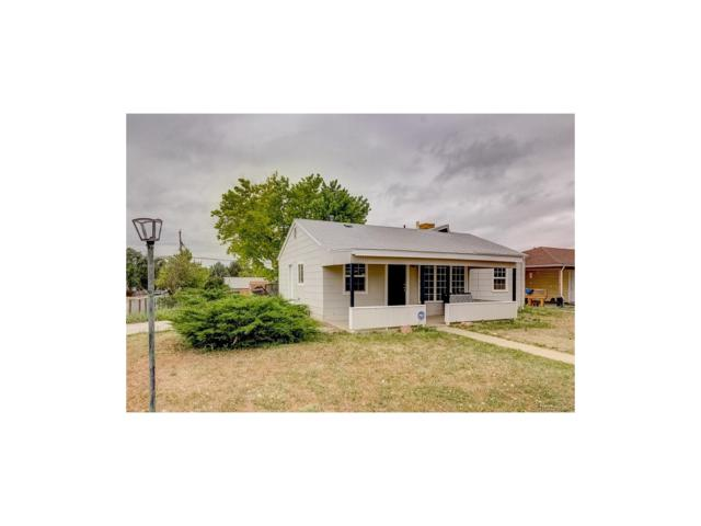 1901 Clinton Street, Aurora, CO 80010 (#8882602) :: Structure CO Group