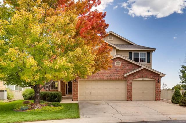 6068 Coors Court, Arvada, CO 80004 (#8883270) :: The DeGrood Team