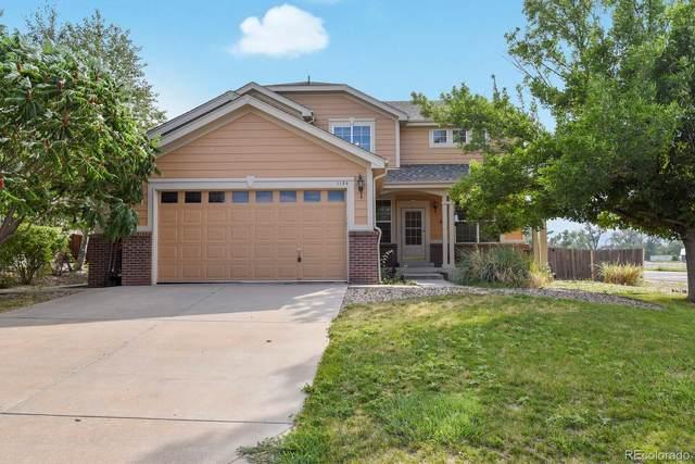1154 E 100th Lane, Thornton, CO 80229 (#8883405) :: Wisdom Real Estate
