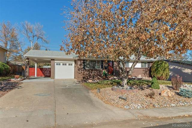 12093 W 60th Place, Arvada, CO 80004 (#8884445) :: The DeGrood Team