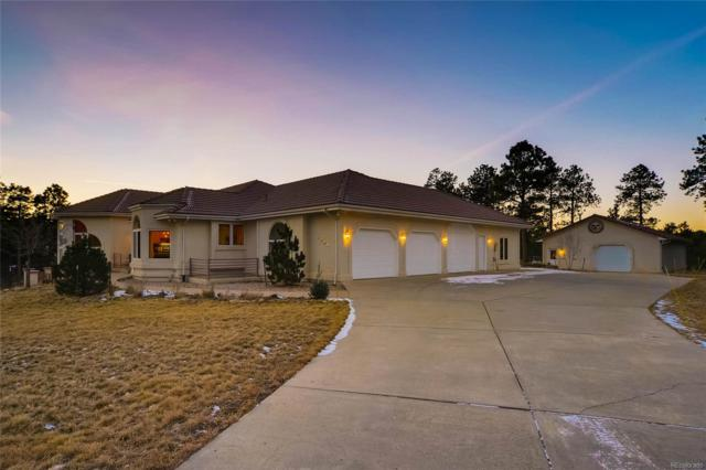 1105 Cambrook Court, Monument, CO 80132 (#8885953) :: The Peak Properties Group