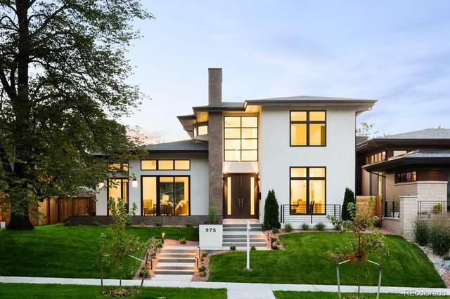 975 S Steele Street, Denver, CO 80209 (MLS #8889705) :: Kittle Real Estate