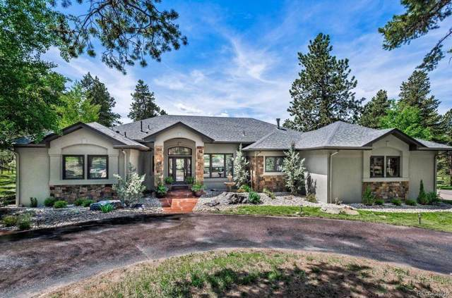 26799 Mirage Drive, Conifer, CO 80433 (#8891509) :: Mile High Luxury Real Estate