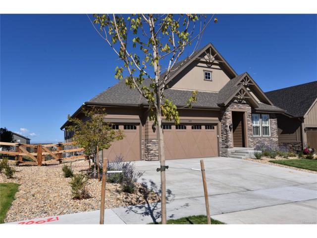 8001 S Flat Rock Way, Aurora, CO 80016 (MLS #8895805) :: 8z Real Estate