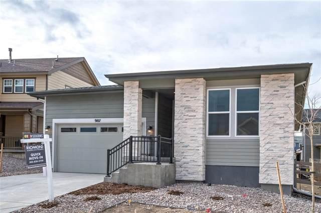 9107 Fraser River Street, Littleton, CO 80125 (#8897177) :: iHomes Colorado