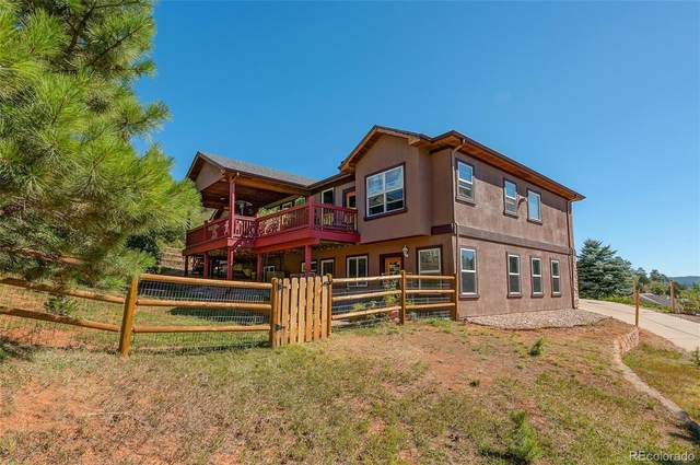 4395 Mohawk Drive, Larkspur, CO 80118 (#8898687) :: The DeGrood Team