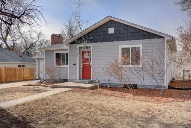 2751 S Monroe Street, Denver, CO 80210 (#8899407) :: The Griffith Home Team