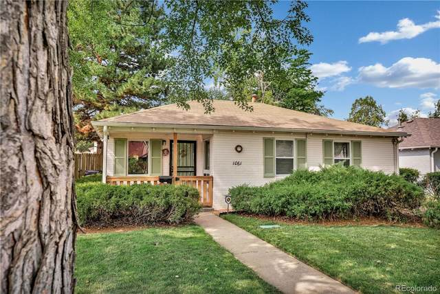 1061 Leyden Street, Denver, CO 80220 (#8900100) :: Chateaux Realty Group