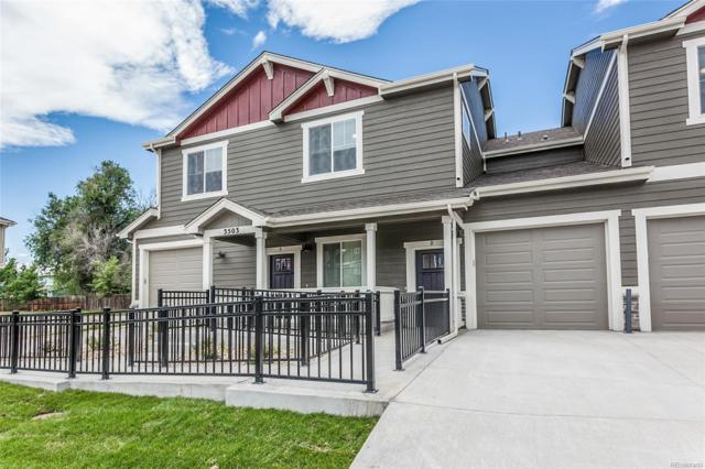 3503 Big Ben Drive A, Fort Collins, CO 80526 (#8901079) :: The Galo Garrido Group