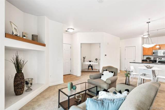 4100 N Albion Street #122, Denver, CO 80216 (#8903418) :: Portenga Properties