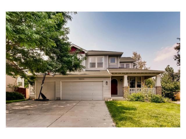 16439 Homestead Court, Parker, CO 80134 (MLS #8904408) :: 8z Real Estate