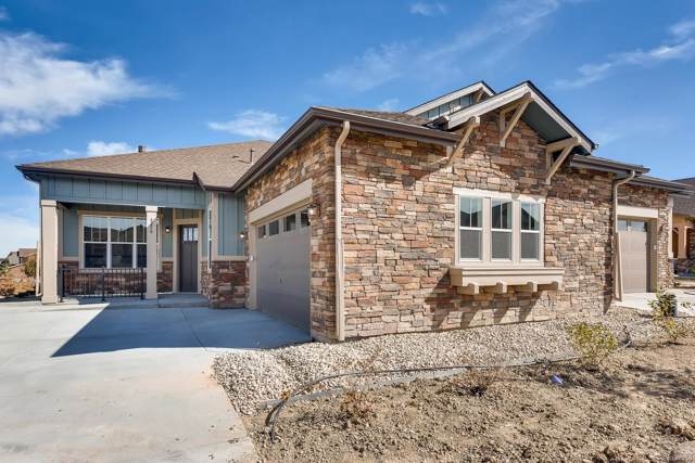 8250 S Jackson Gap Court, Aurora, CO 80016 (#8910647) :: The DeGrood Team