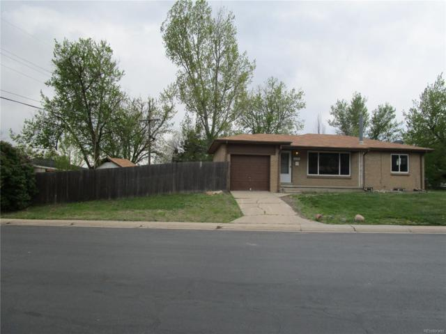6080 W Arkansas Avenue, Lakewood, CO 80232 (#8917444) :: The DeGrood Team