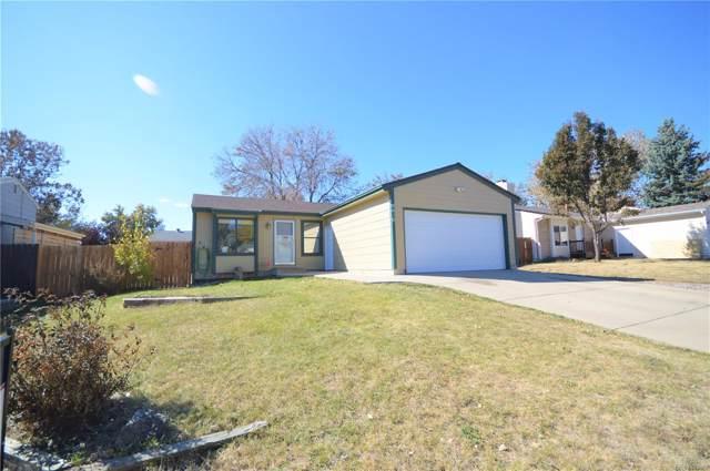 9410 W Wagon Trail Drive, Denver, CO 80123 (MLS #8918666) :: 8z Real Estate