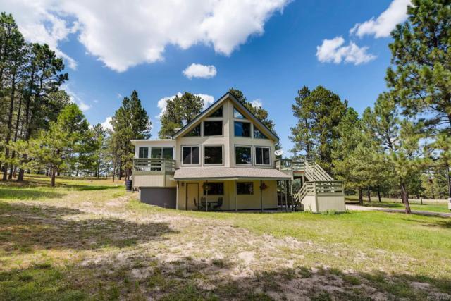36403 County Road 21, Elizabeth, CO 80107 (#8920317) :: Colorado Home Realty