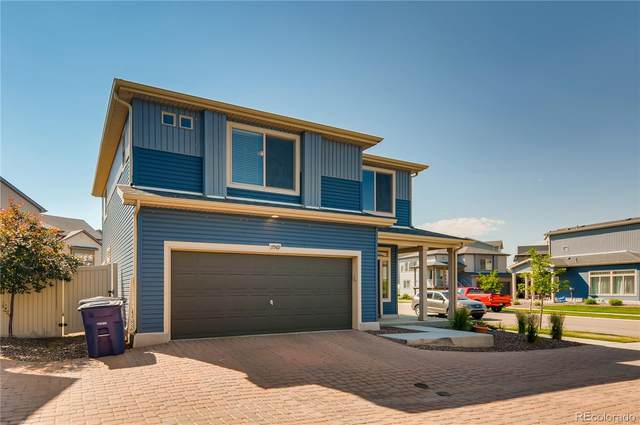 17969 E 54th Avenue, Denver, CO 80249 (#8921191) :: Venterra Real Estate LLC