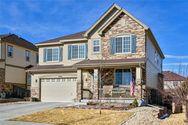 6047 S Jamestown Way, Aurora, CO 80016 (#8922227) :: My Home Team