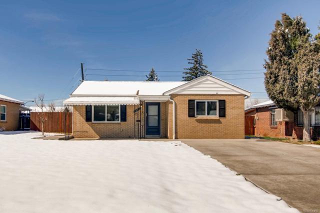 2111 Poplar Street, Denver, CO 80207 (#8922237) :: The Peak Properties Group