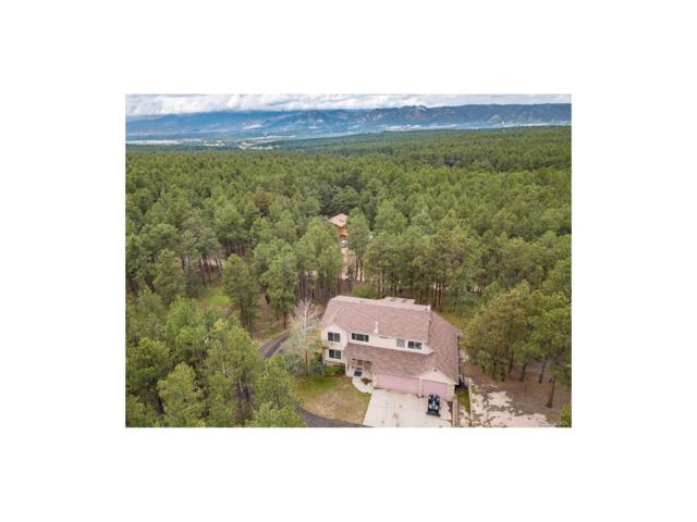 2590 Reveille Drive, Colorado Springs, CO 80921 (MLS #8922615) :: 8z Real Estate