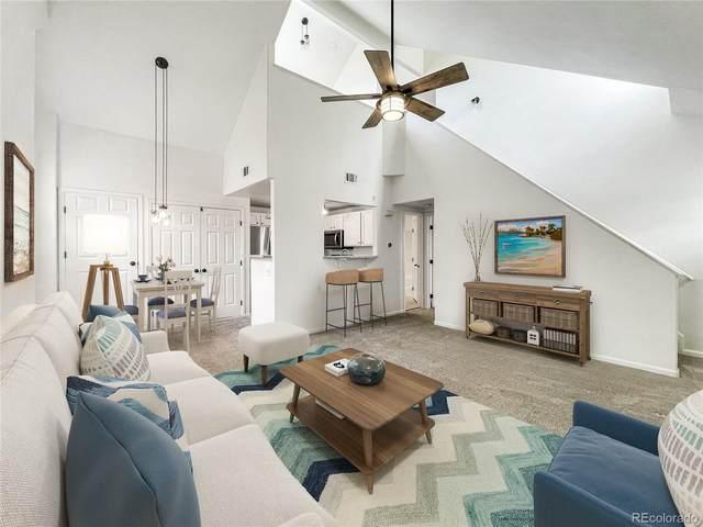 14359 E Grand Drive #157, Aurora, CO 80015 (#8923305) :: Finch & Gable Real Estate Co.