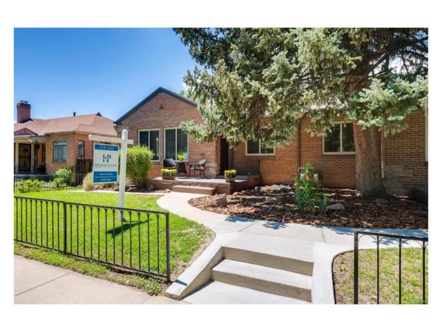 1563 Grape Street, Denver, CO 80220 (MLS #8931273) :: 8z Real Estate