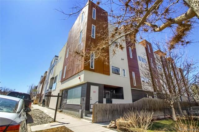 4563 Tennyson Street, Denver, CO 80212 (#8931837) :: The Griffith Home Team