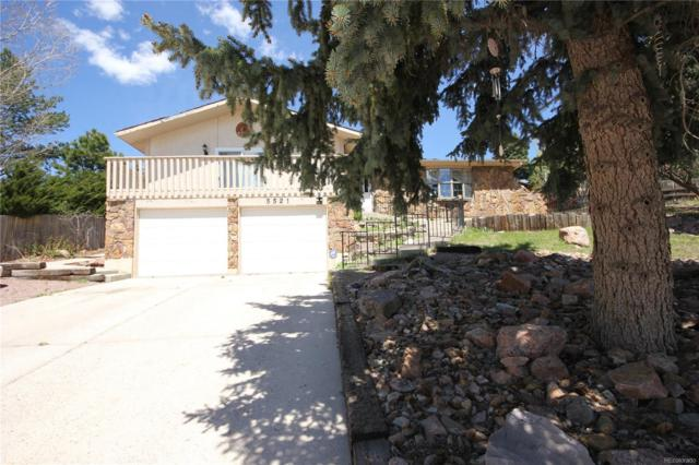 5521 Galena Place, Colorado Springs, CO 80918 (#8934413) :: The Peak Properties Group