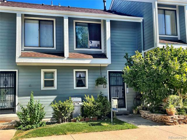 8773 W Cornell Avenue #4, Lakewood, CO 80227 (#8935724) :: Sultan Newman Group
