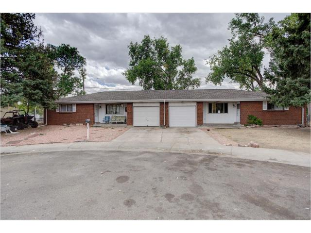 5820 W 3rd Place, Lakewood, CO 80226 (#8937210) :: The Peak Properties Group