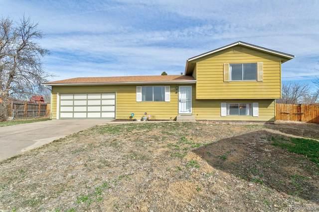 8254 Ladean Street, Thornton, CO 80229 (MLS #8938465) :: 8z Real Estate