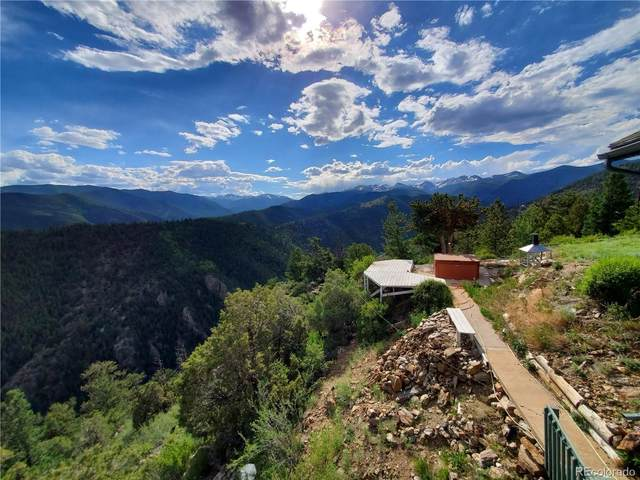 260 S Saddle Drive, Idaho Springs, CO 80452 (#8941117) :: The Colorado Foothills Team | Berkshire Hathaway Elevated Living Real Estate