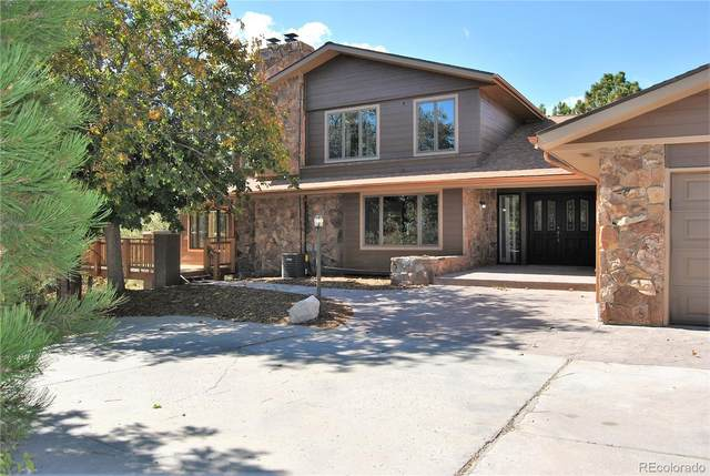 1658 Woodhaven Drive, Franktown, CO 80116 (#8942890) :: The DeGrood Team