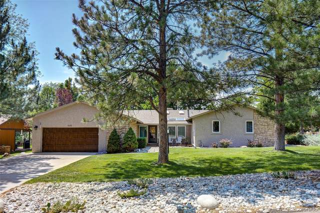 5615 Quinlin Court, Parker, CO 80134 (#8945880) :: The Colorado Foothills Team   Berkshire Hathaway Elevated Living Real Estate
