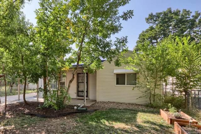 1297 Brentwood Street, Lakewood, CO 80214 (MLS #8946294) :: 8z Real Estate