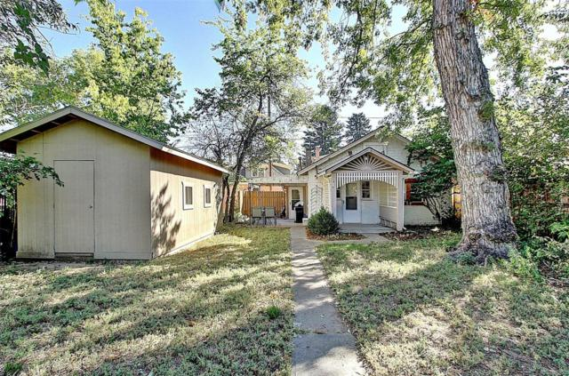 2916 Birch Street, Denver, CO 80207 (#8946810) :: The Galo Garrido Group