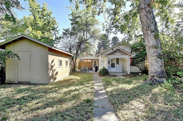 2916 Birch Street, Denver, CO 80207 (#8946810) :: The Heyl Group at Keller Williams
