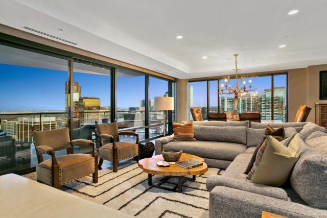 1133 14th Street #3520, Denver, CO 80202 (#8949278) :: Mile High Luxury Real Estate