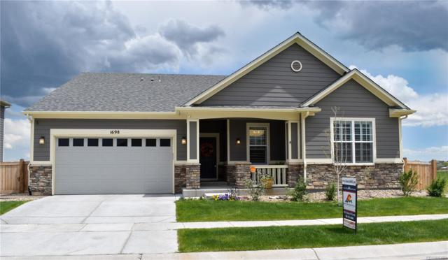 1698 Trefoil Way, Brighton, CO 80601 (#8949861) :: The DeGrood Team