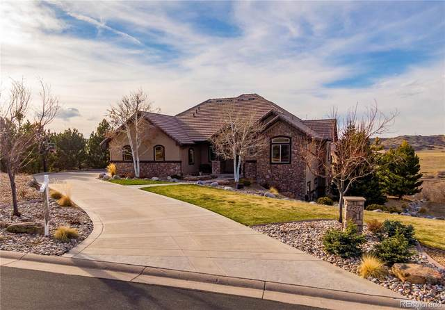 4997 Carefree Trail, Parker, CO 80134 (#8949906) :: The Brokerage Group