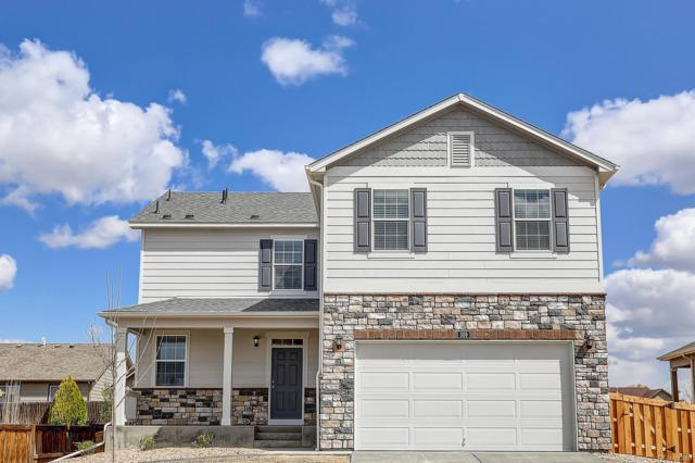 309 Jay Avenue, Severance, CO 80546 (#8951498) :: The Pete Cook Home Group